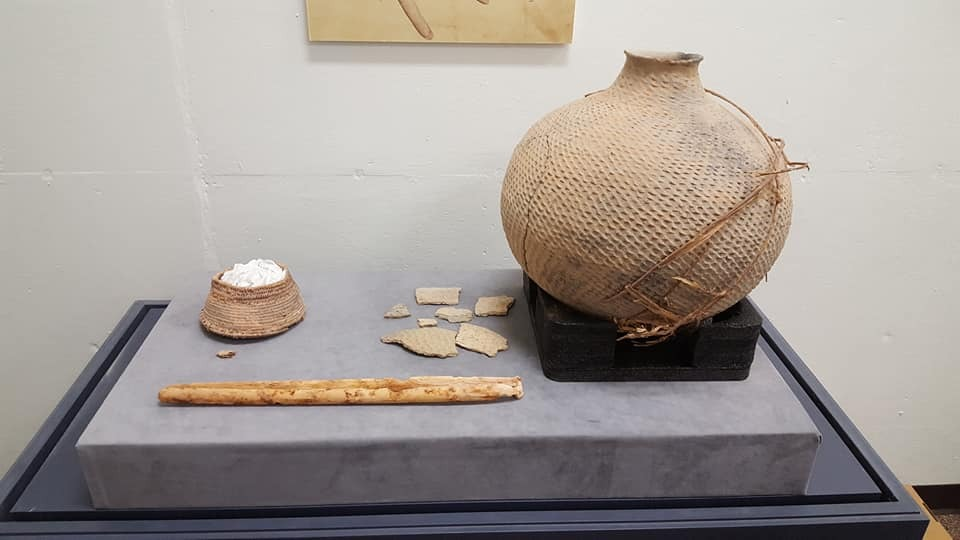 Naive American Artifacts