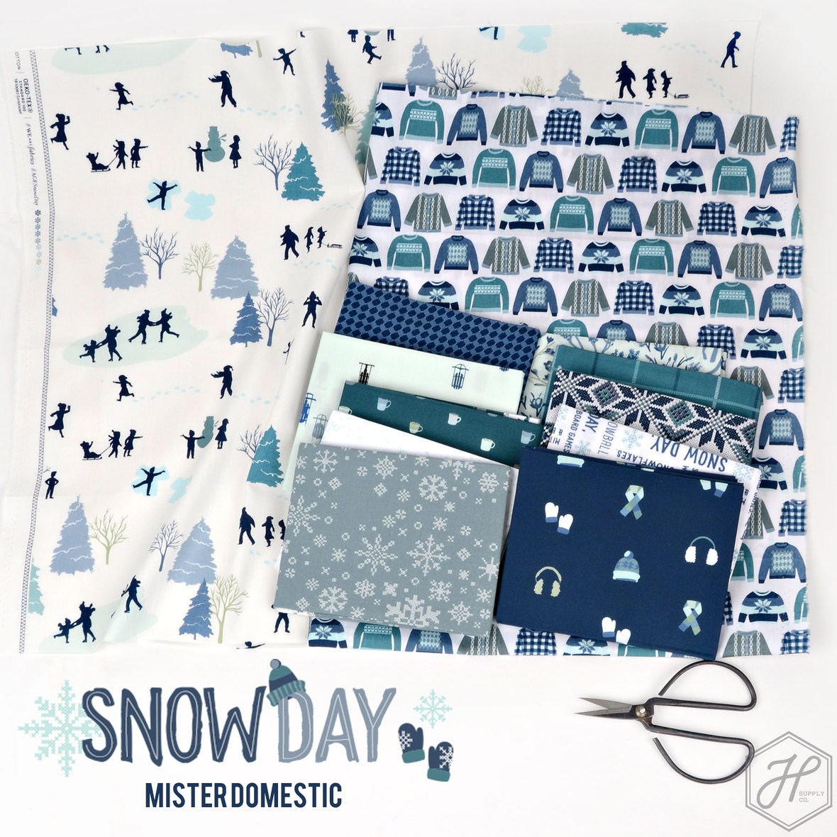 Snow-Day-Fabric-Mister-Domestic-for-Art-Gallery-at-Hawthorne-Supply-Co