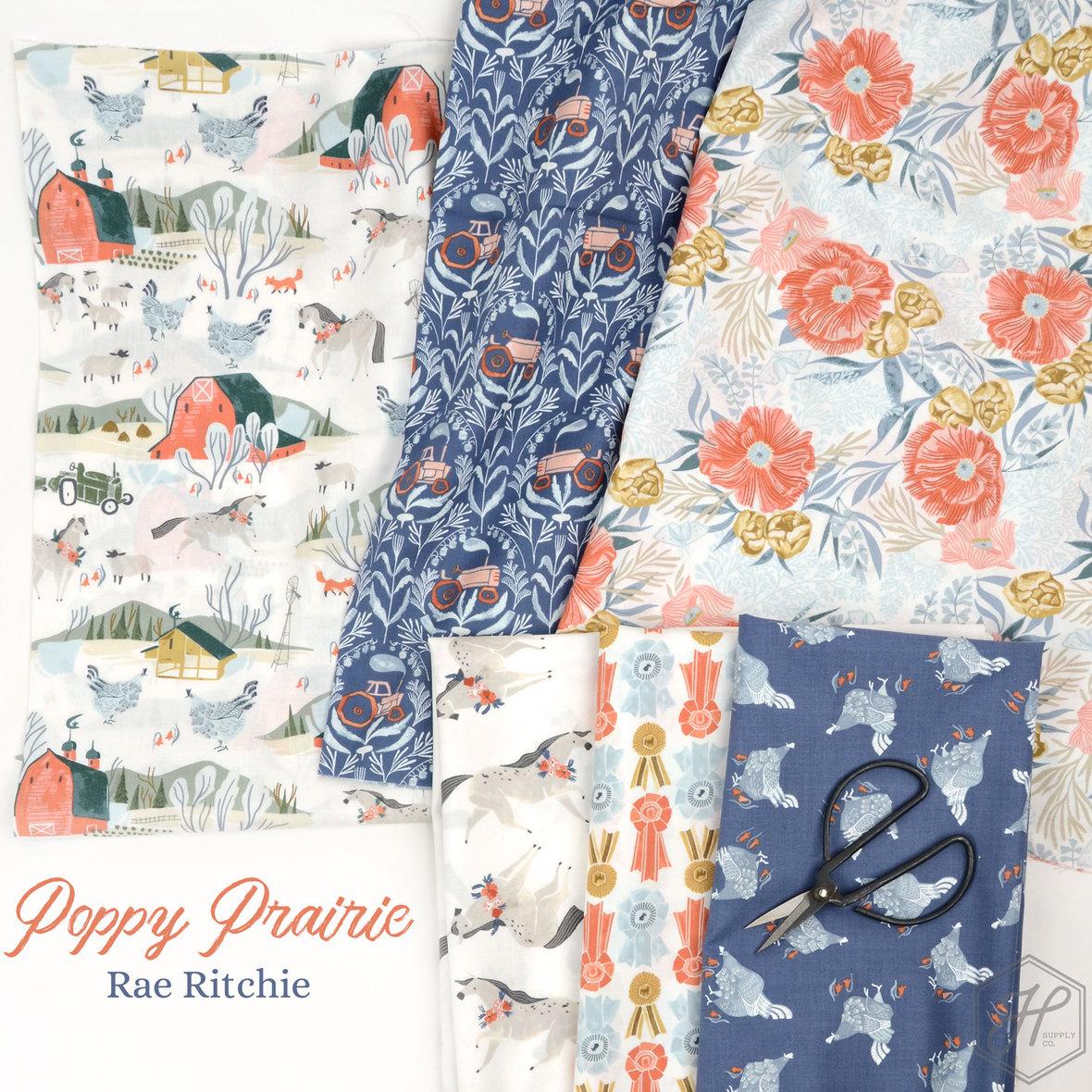 Poppy-Prairie-Fabric-Rae-Ritchie-for-Dear-Stella-at-Hawthorne-Supply-Co
