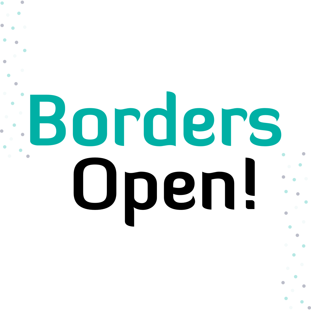 BORDERS OPEN IG