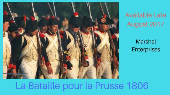 La Bataille pour la Prusse 1806-1