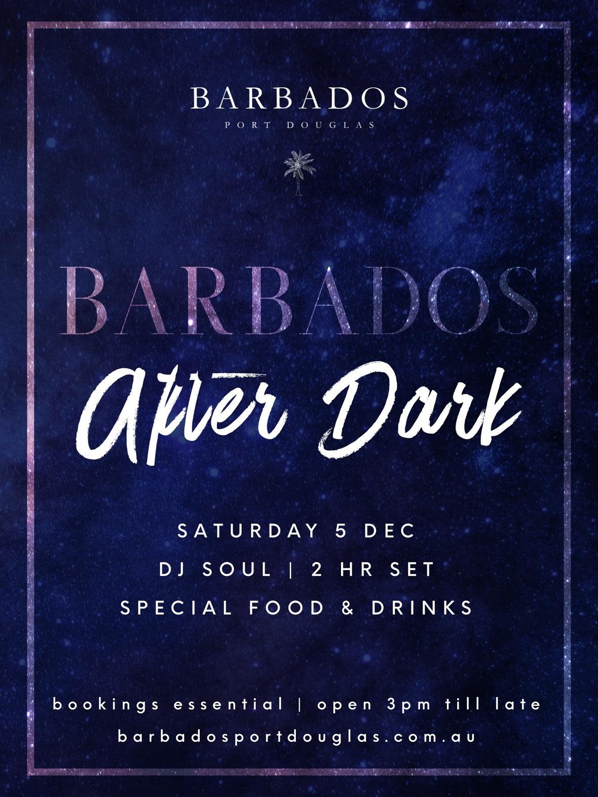 barbados after dark