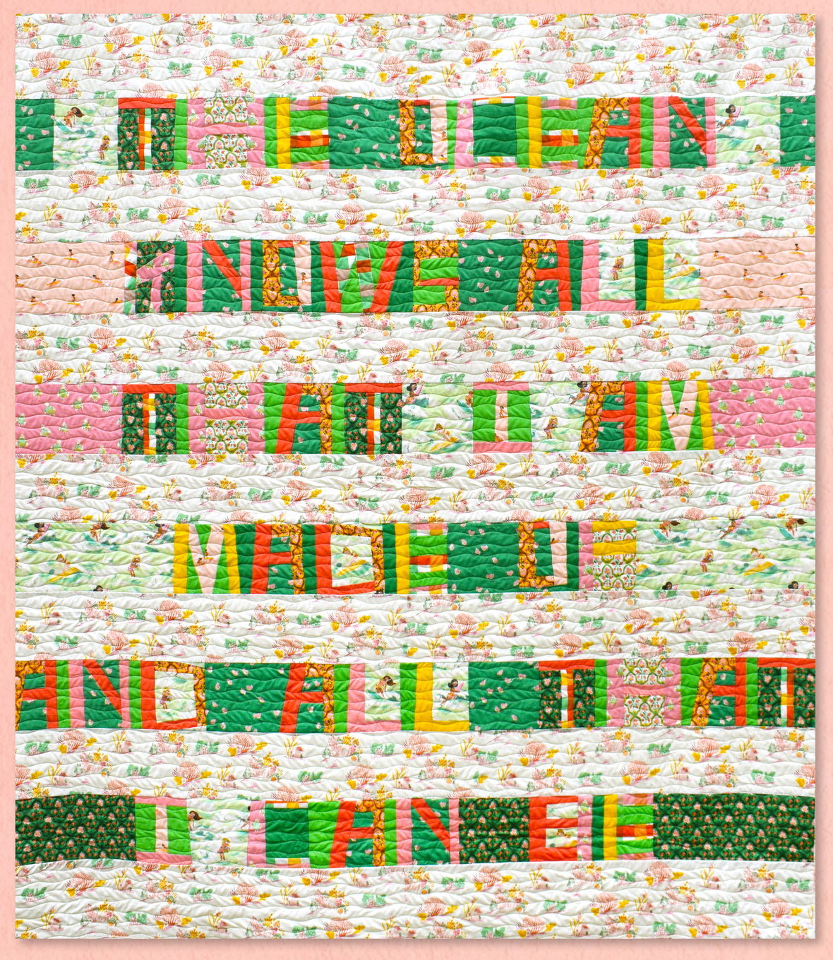 Proverbial Quilt Pattern by denyse schmidt 22