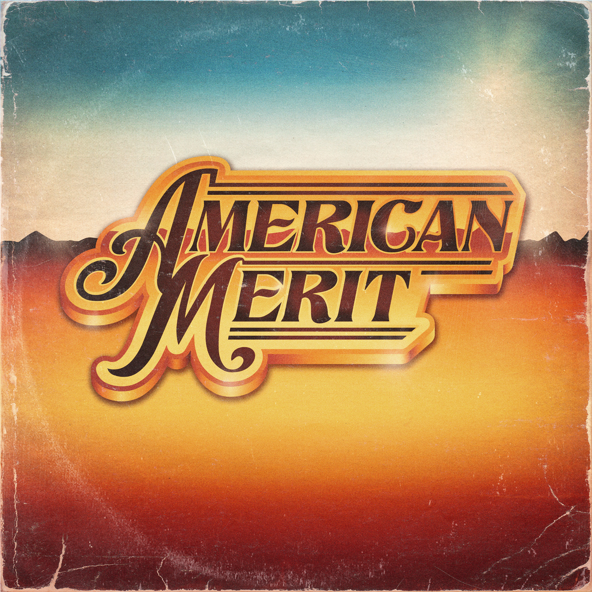 American Merit - Band Logo