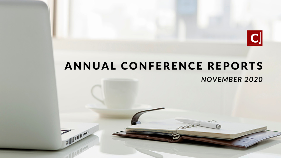 View Annual Conference Reports