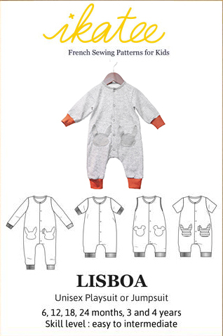 pochette LISBOA USb