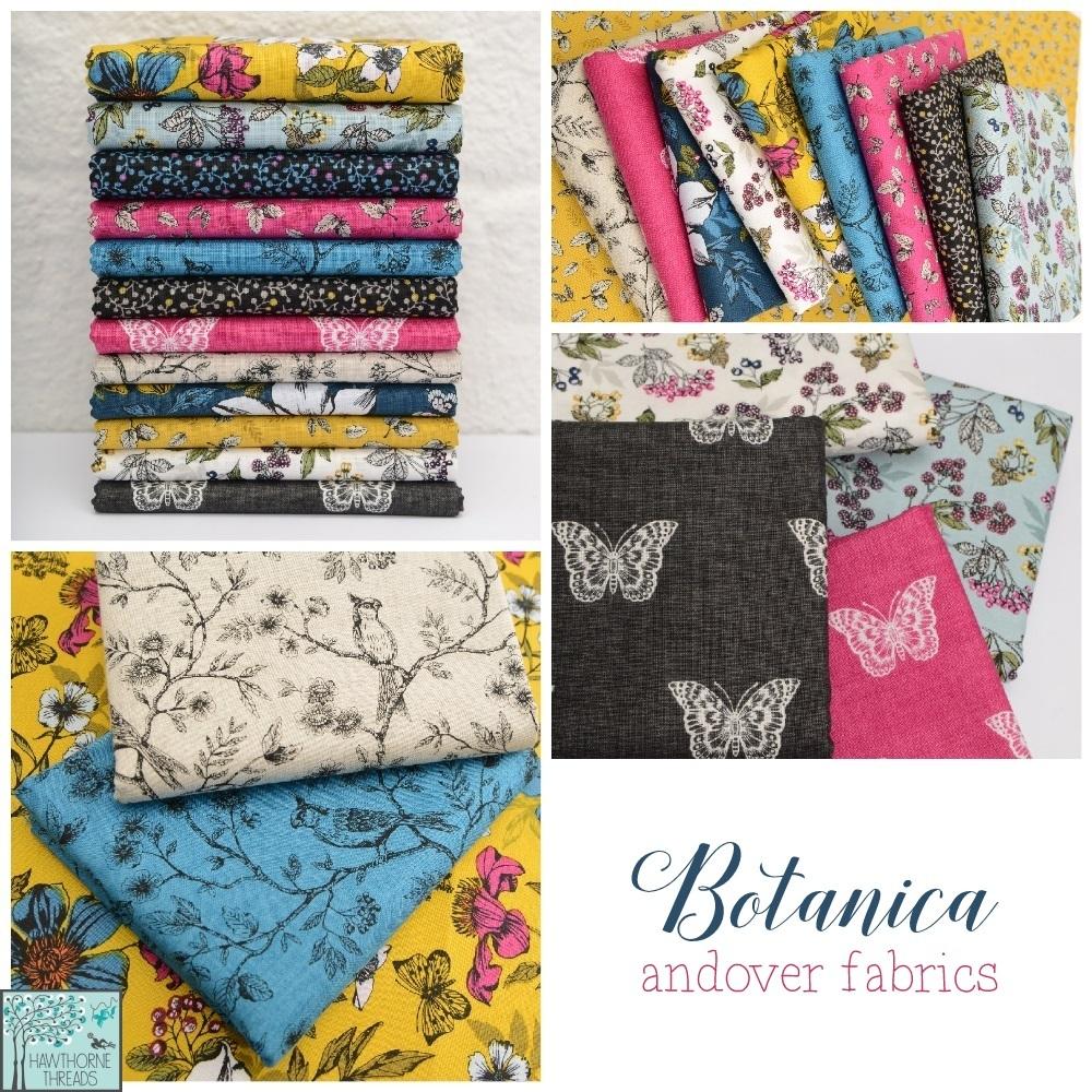 Botanica Fabric poster