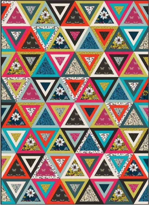 makower uk website- free quilt pattern
