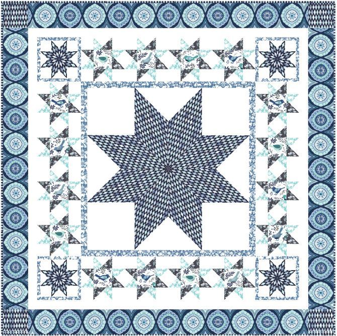 MM website- free quilt pattern BLUE