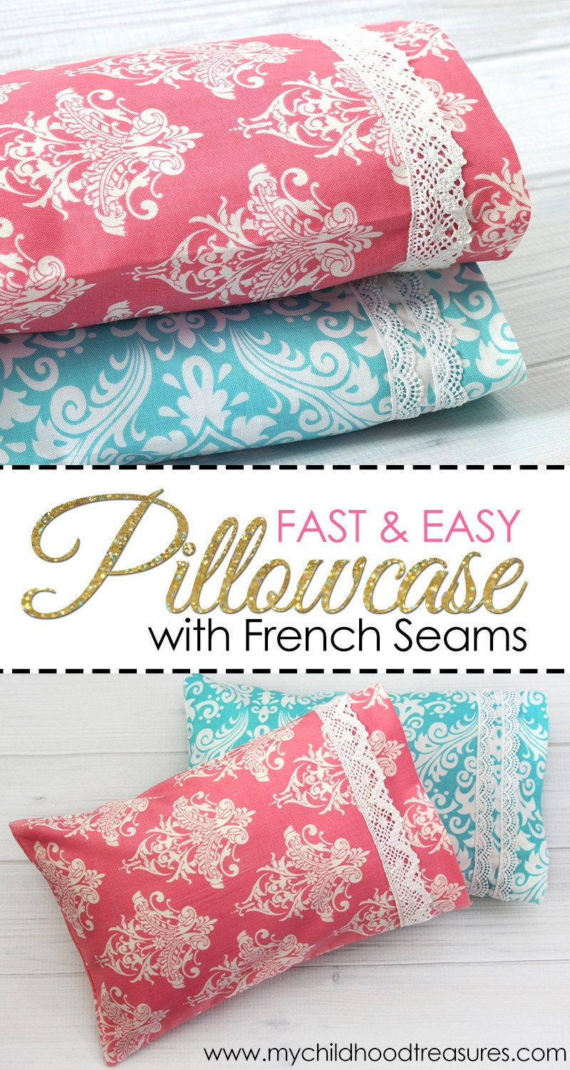 Treasurie Blog- how-to-make-a-pillowcase-7e