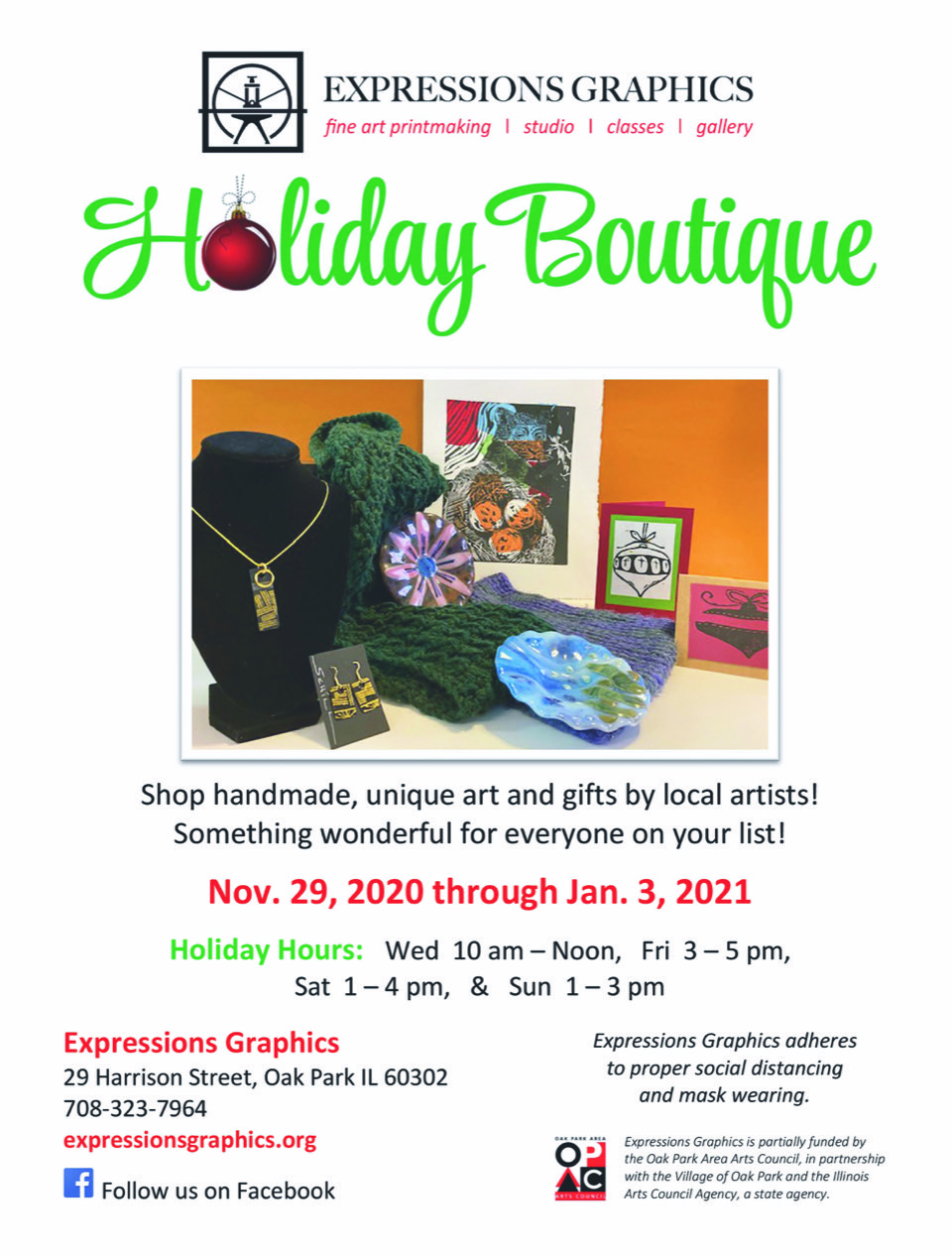 Holiday Boutique 2020 Flyer FINAL