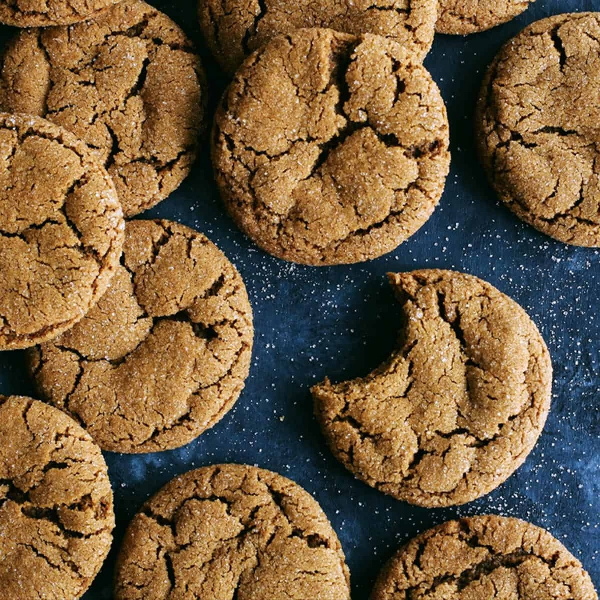 chewy-ginger-molasses-cookies-afarmgirlsdabbles-06-sq
