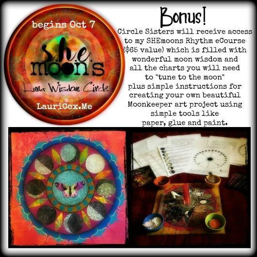 Luna Wisdom Circle Bonus