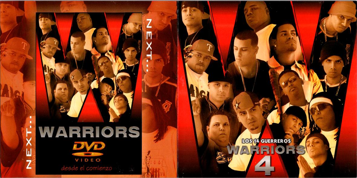 Playero and Warriors arts 0013