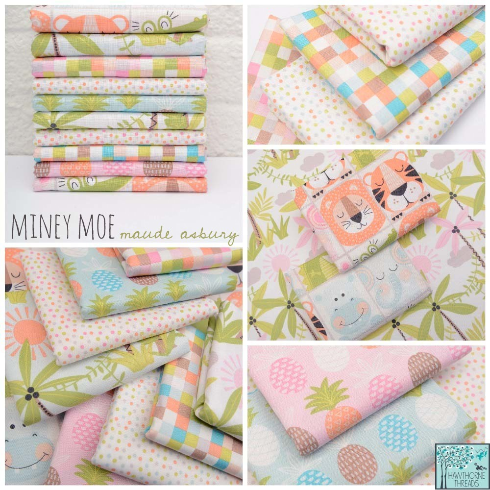 Miney Moe Fabric Poster