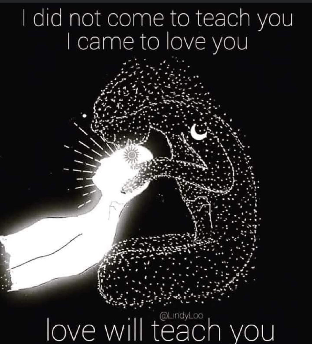 Came to Love You-Chakra class