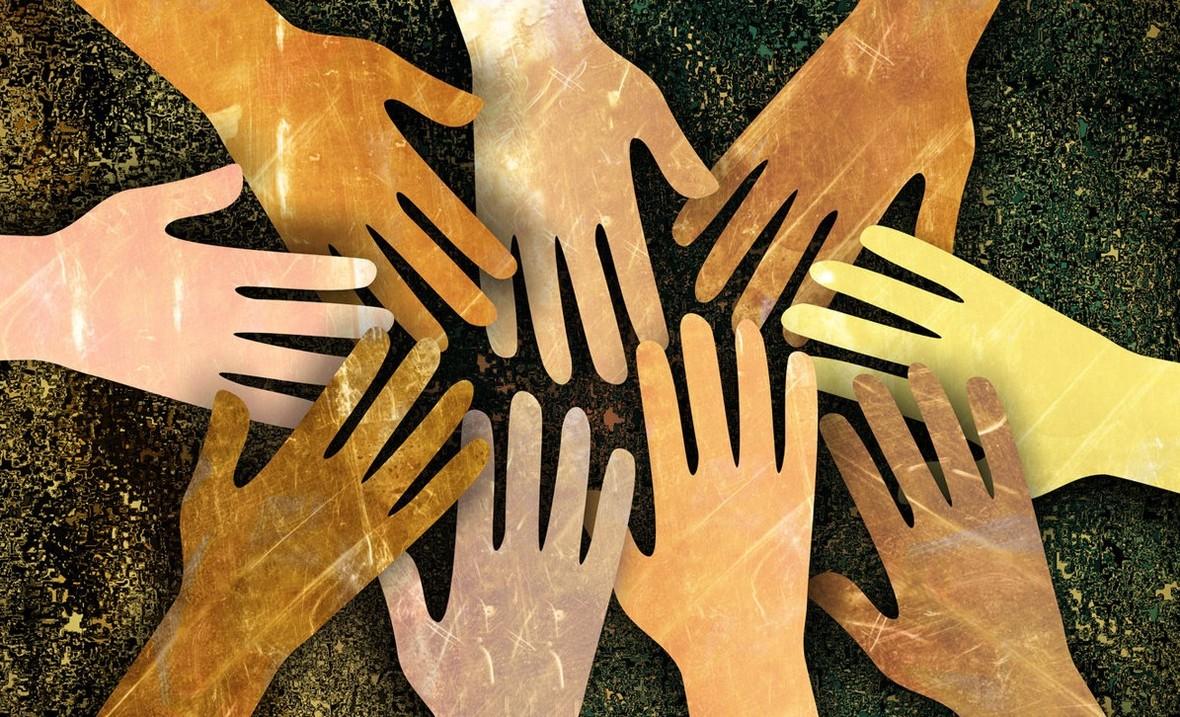 teamwork equality multi-cultural diversity-100737996-large
