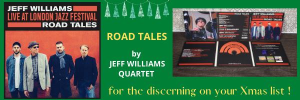Jeff Williams Album ShowcaseVolume 2FINAL