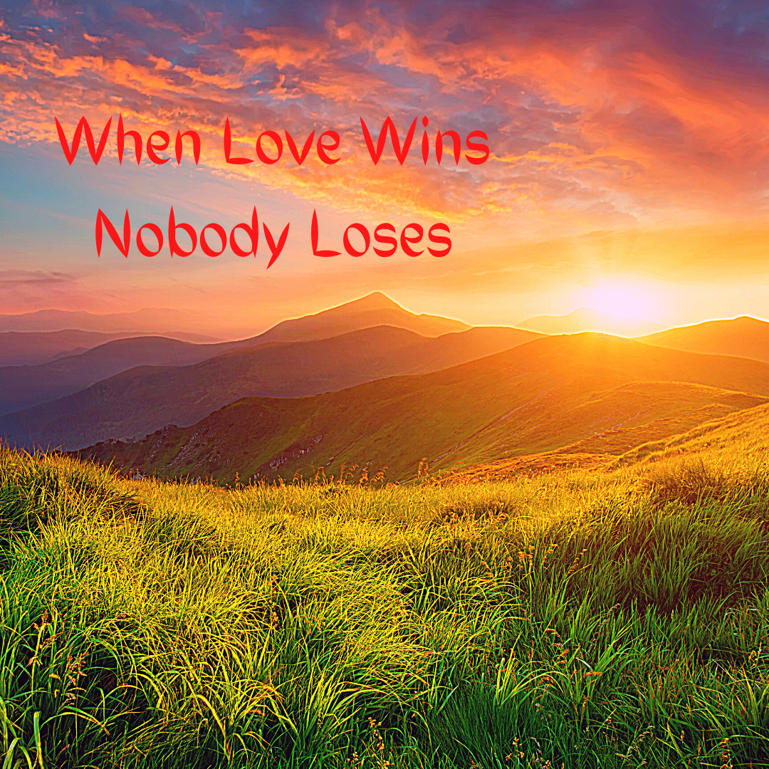When Love Wins Nobody Loses 2