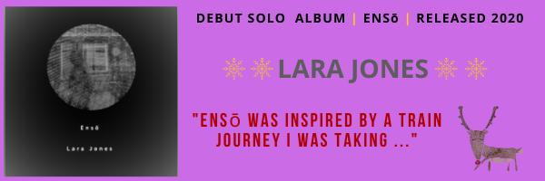 Lara Jones Xmas Album Showcase EDIT