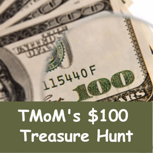 tmom treasure hunt news