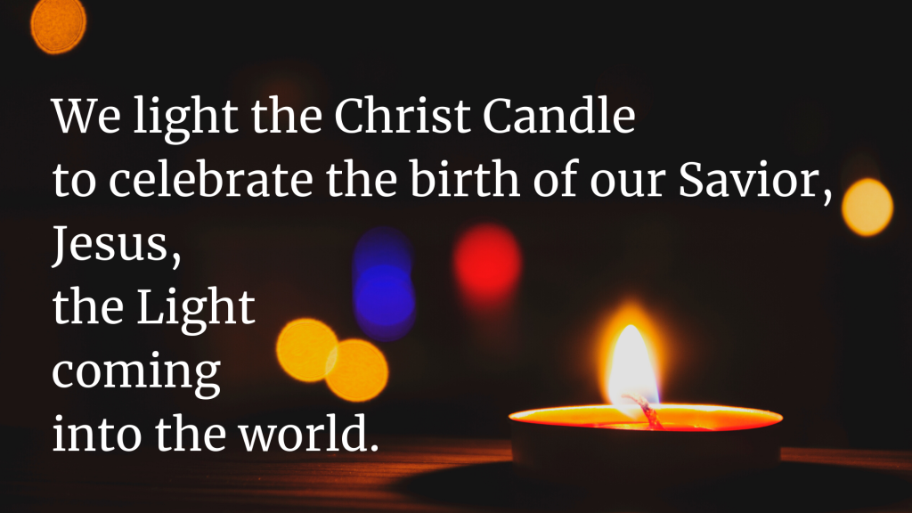 christ-candle
