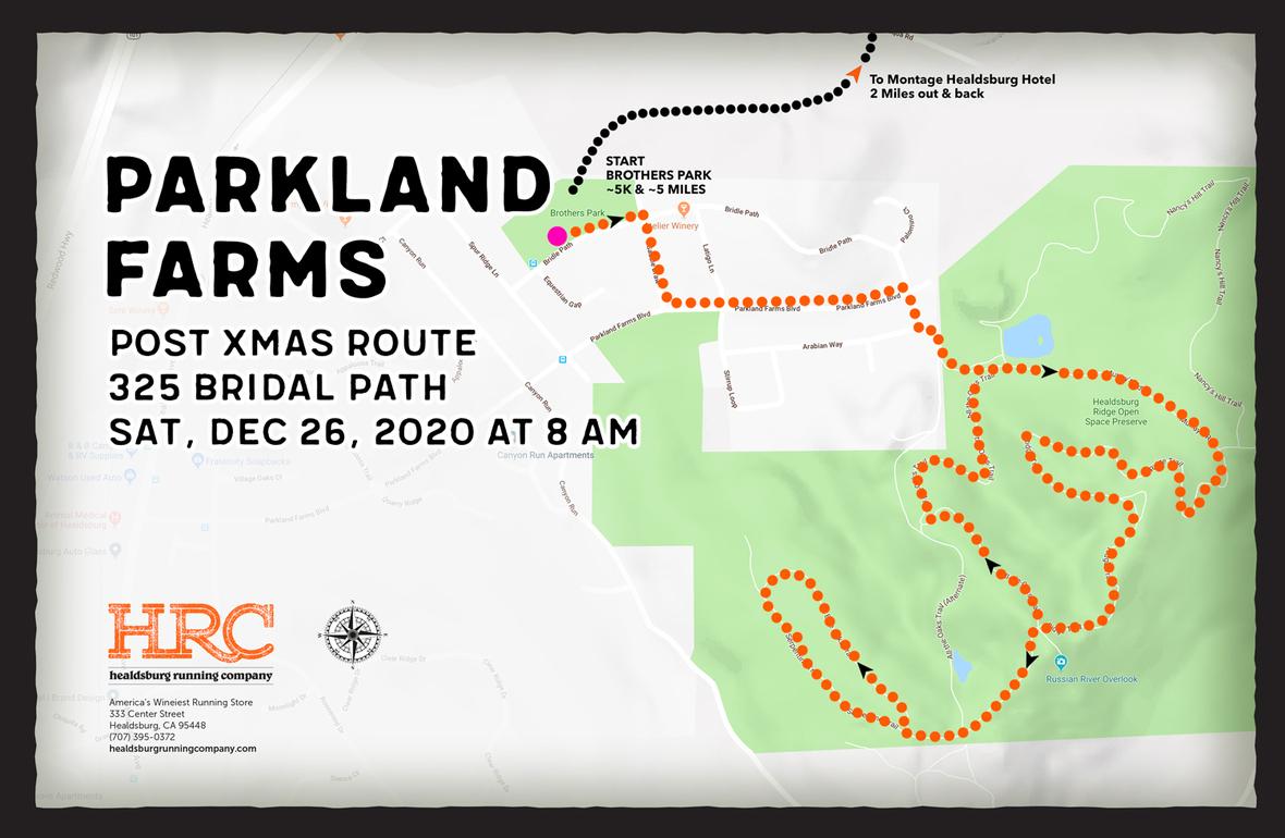 parkland farms ladies map