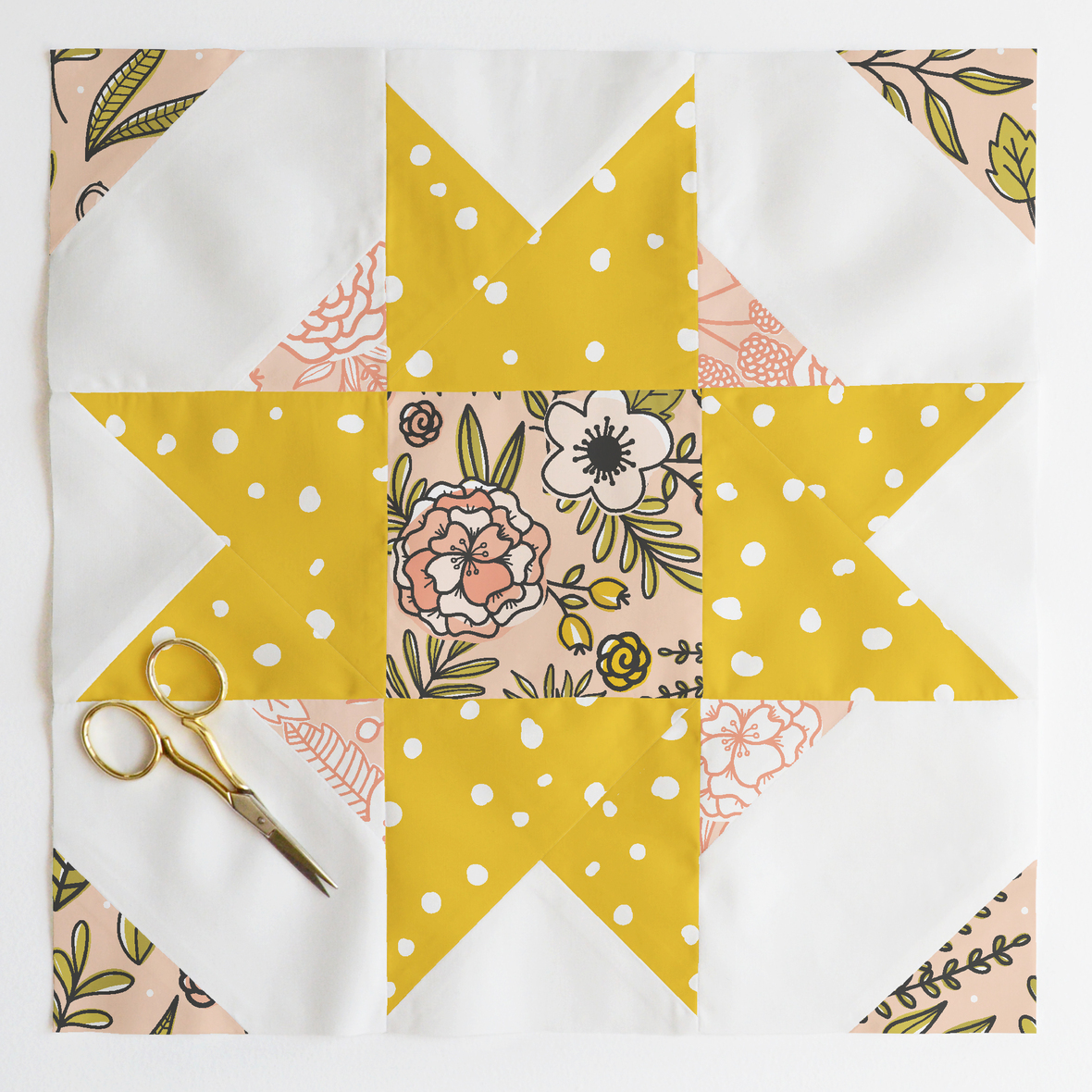 Compass Star Peachy Meadows 1