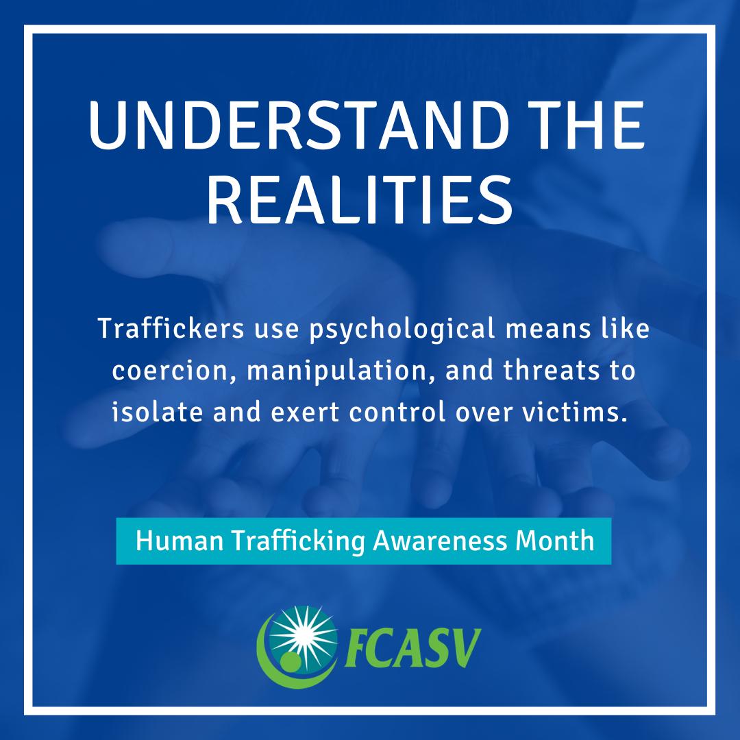 Human trafficking awareness month 3