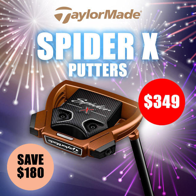 TAYLORMADE-SPIDER-X-PUTTERS