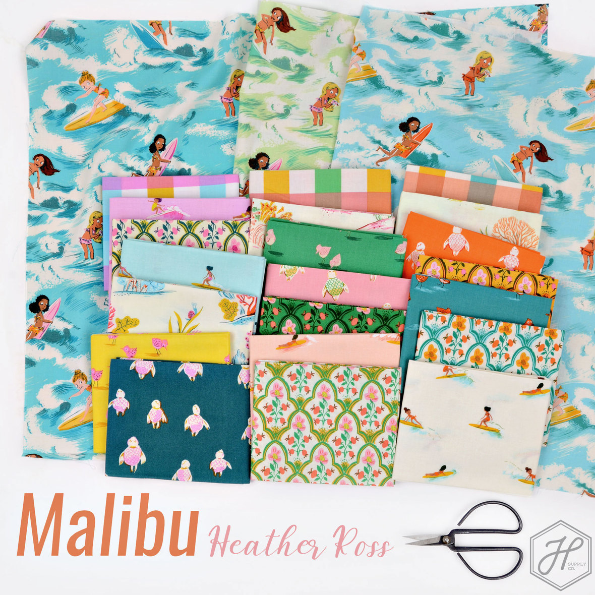 Malibu-Fabric-Heather-Ross-for-Windham-at-Hawthorne-Supply-Co