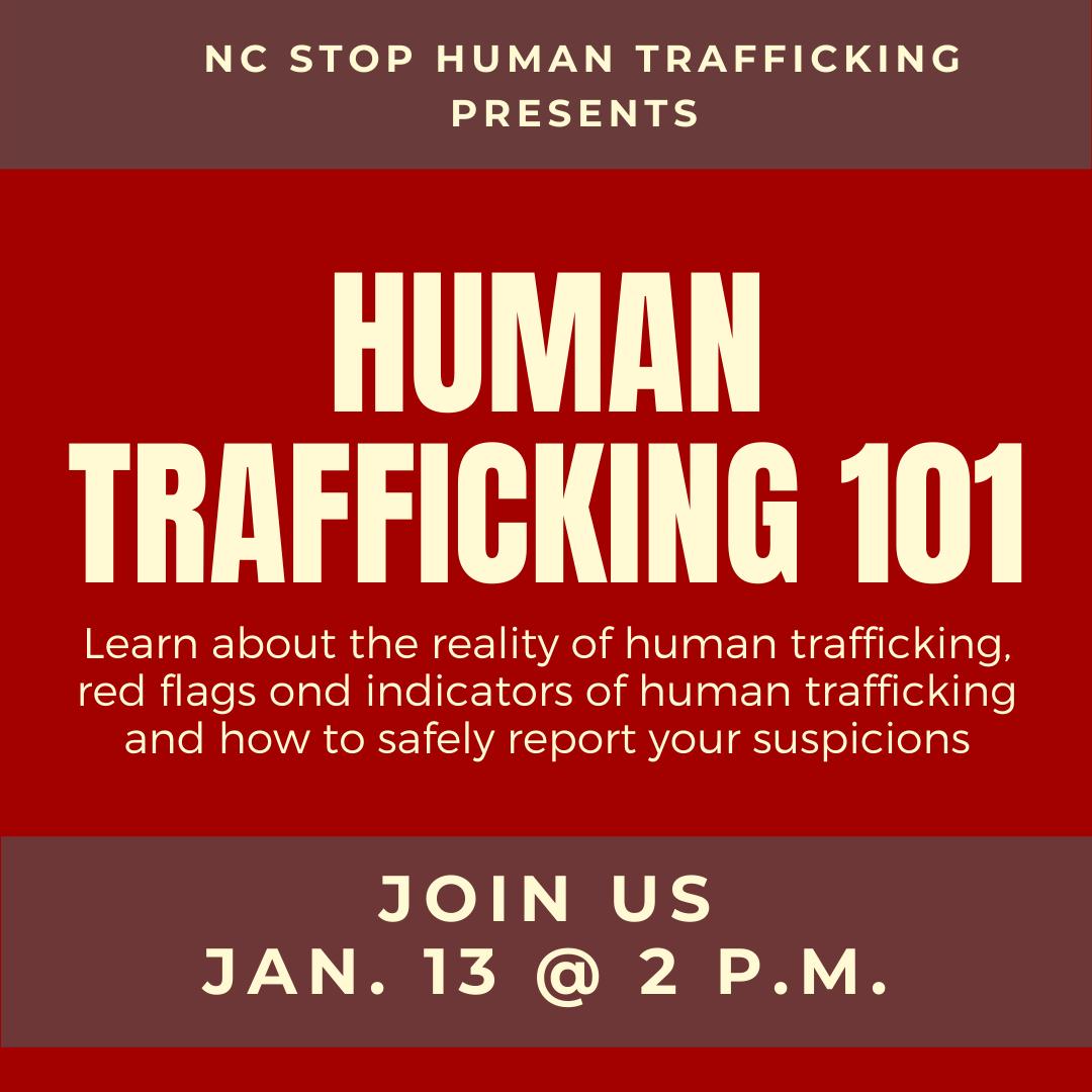 Human Trafficking 101 1