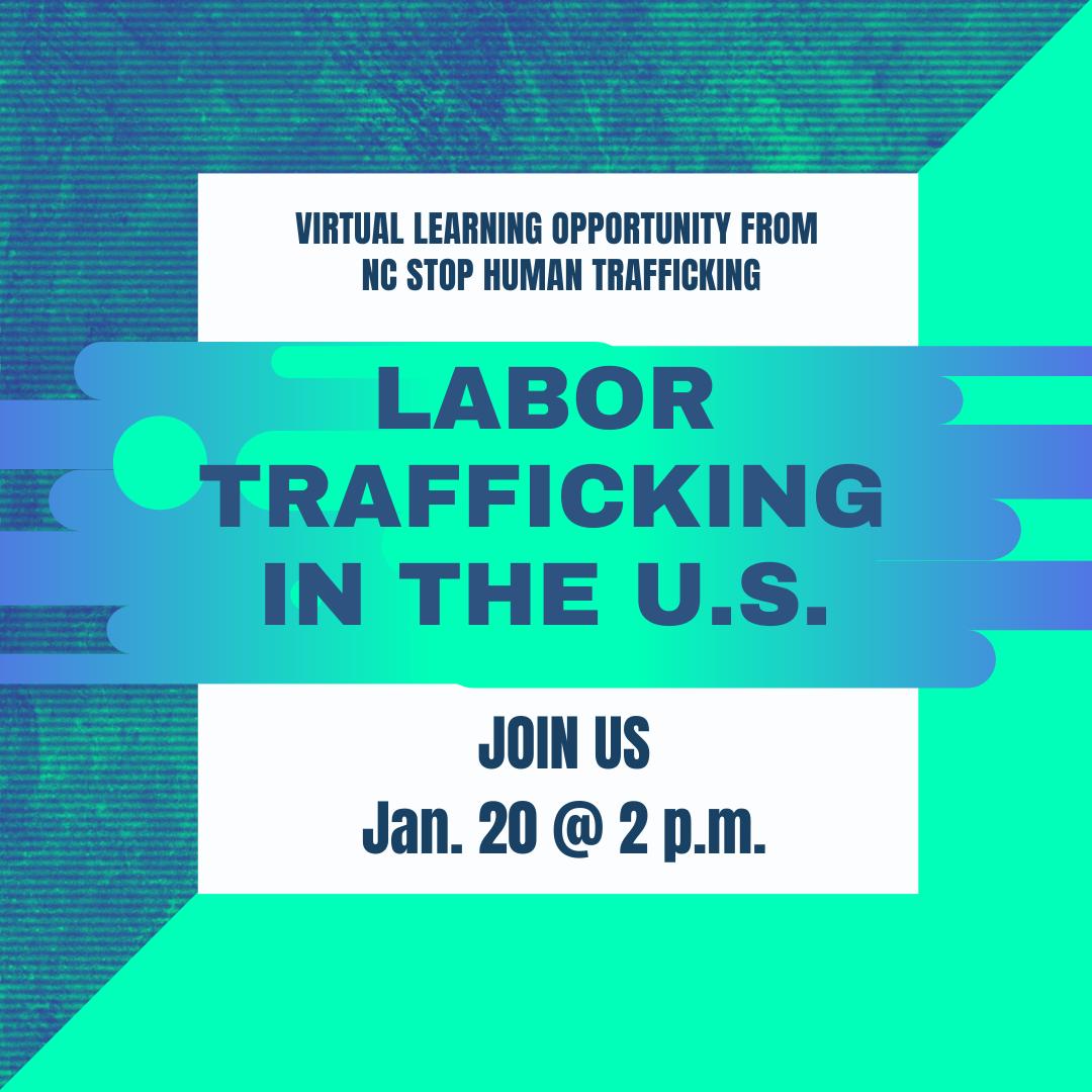 Labor trafficking website