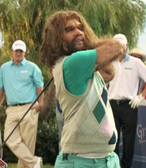 caveman-golf