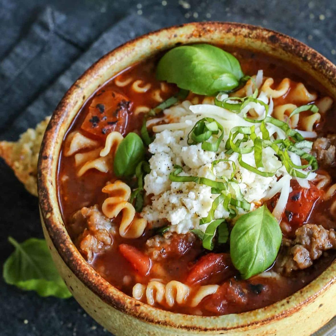 lasagna-soup AFarmgirlsDabbles AFD-6a-sq
