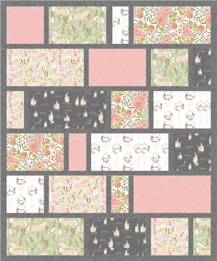 Fable Fabric Quilt Pattern