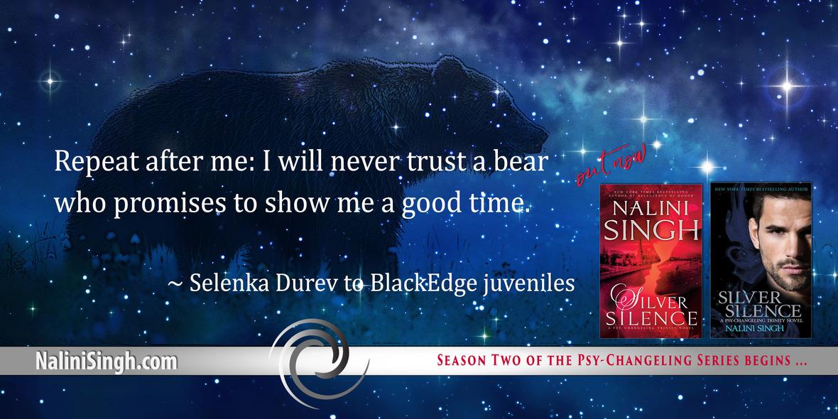 Silver Silence Q1