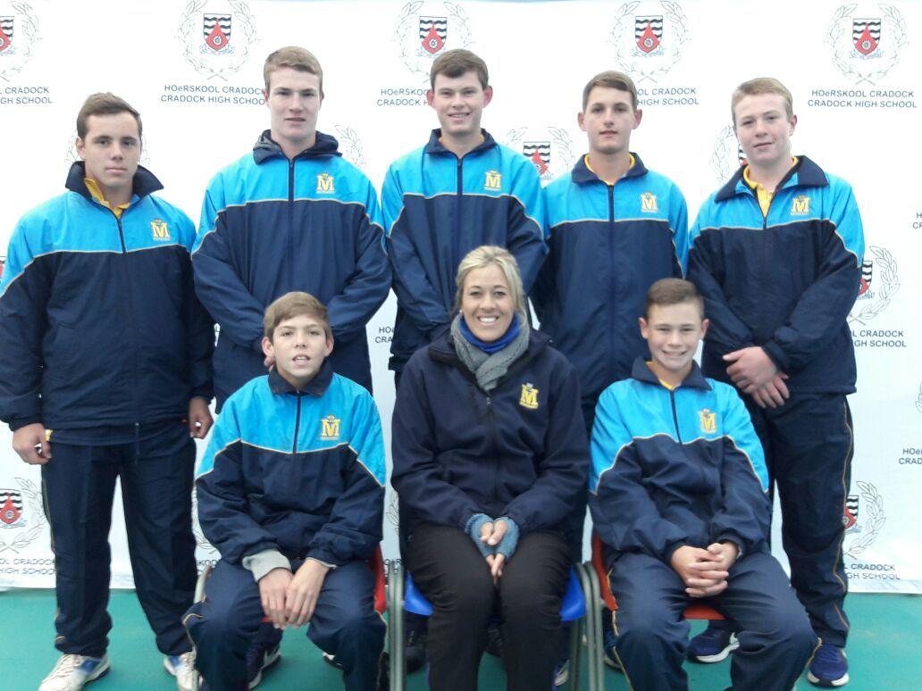 Cradock tennistoernooi 1