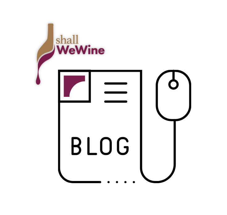 SHALL WE WINE BLOG NEWSLETTER