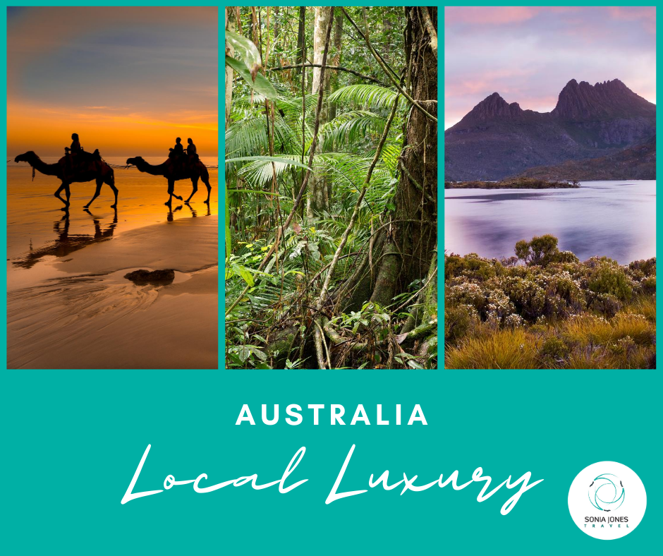 Australia Local Luxury