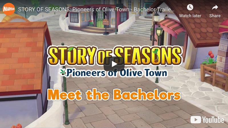 Bachelor-Trailer