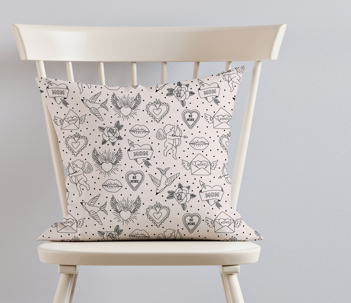 Pillow-on-Ivory-Chair-1