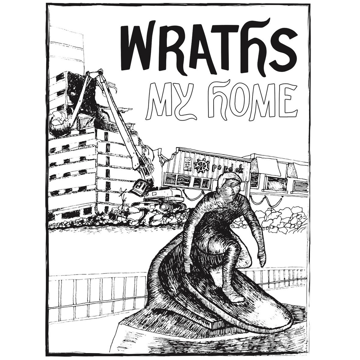 Wraths - My Home EP
