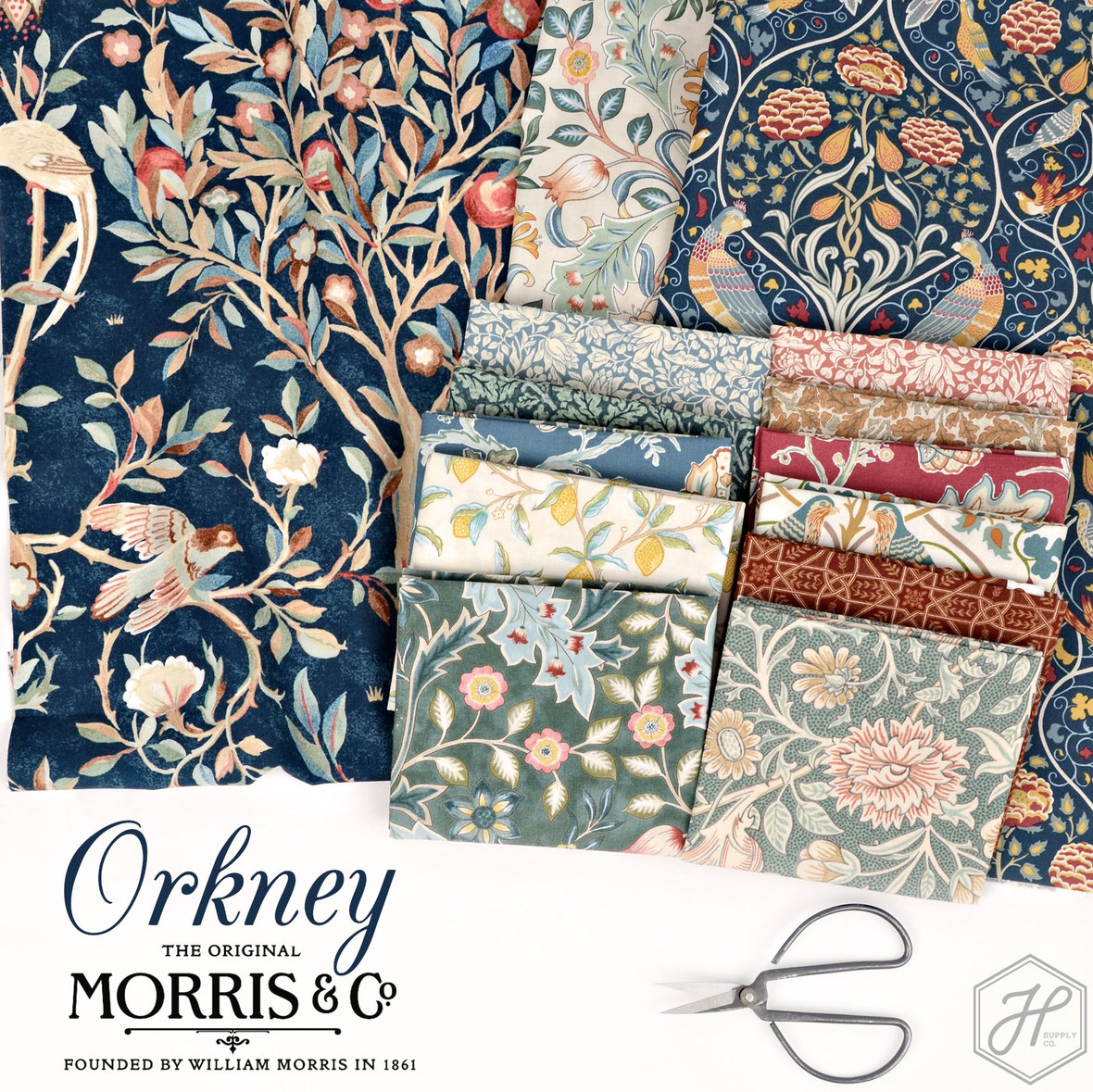 Orkney-Fabric-Morris-and-Co-for-Free-Spirit-at-Hawthorne-Supply-Co