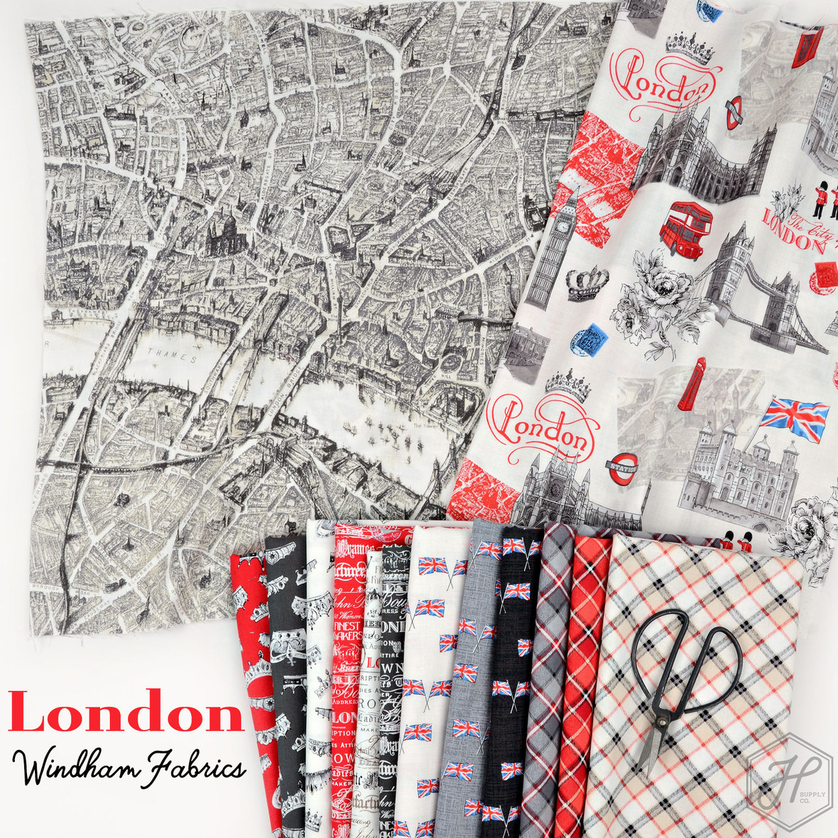 London-Fabric-Poster-Windham-Fabrics-at-Hawthorne-Supply-Co