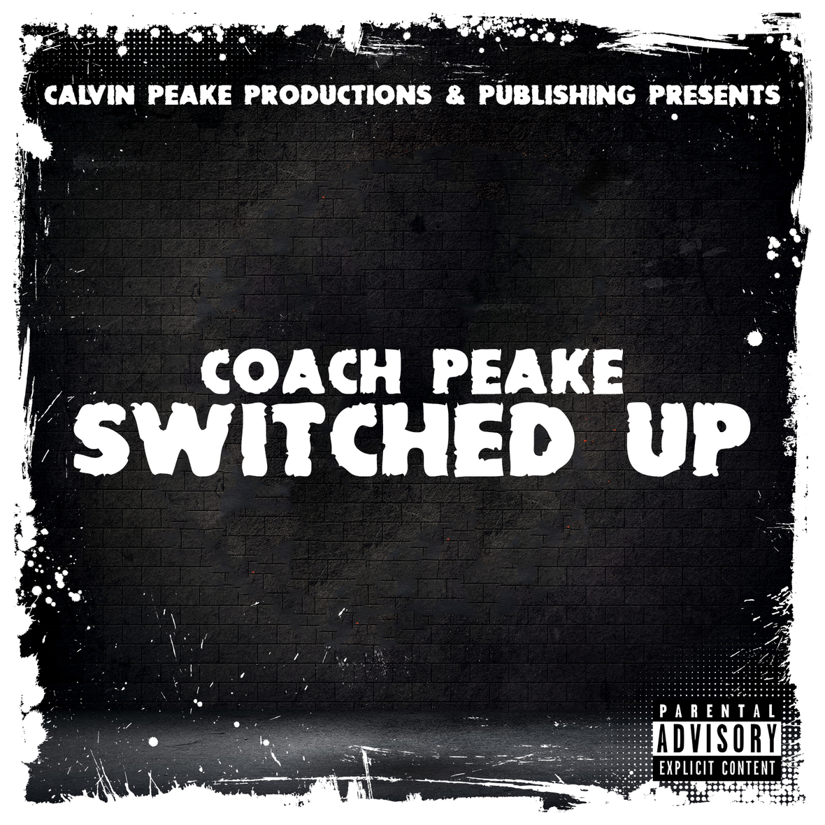 Coach Peake - Switched Up Artwork