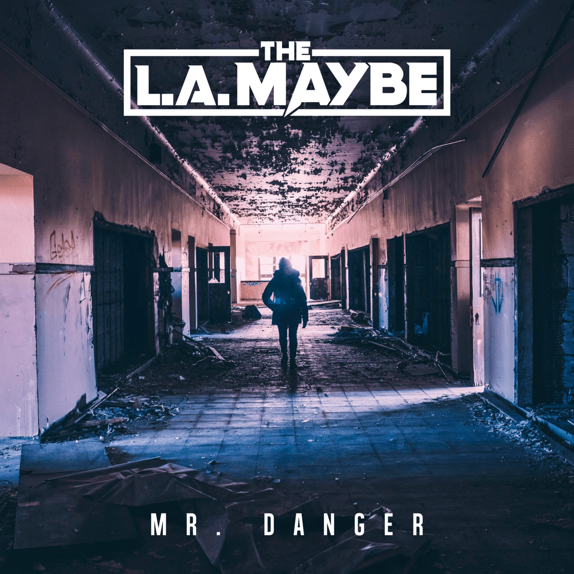 Mr Danger Single Art