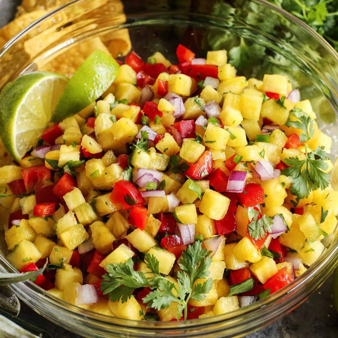 pineapple-salsa AFD-4-s