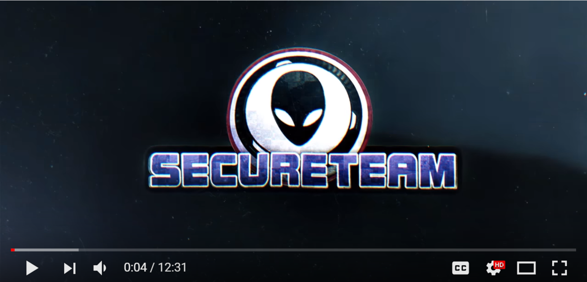 Secure Team What Came Out