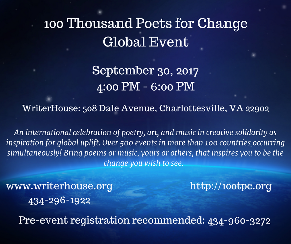 100 Thousand Poets for Change Global 2017 Event-3 2